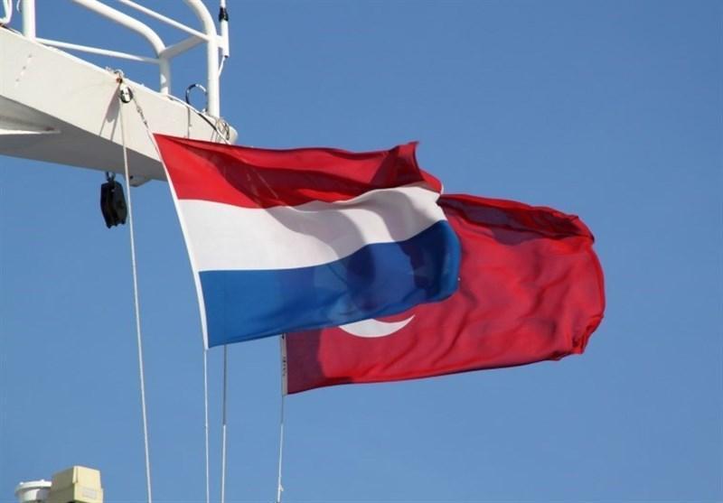هلند صادرات سلاح به ترکیه را به حالت تعلیق درآورد