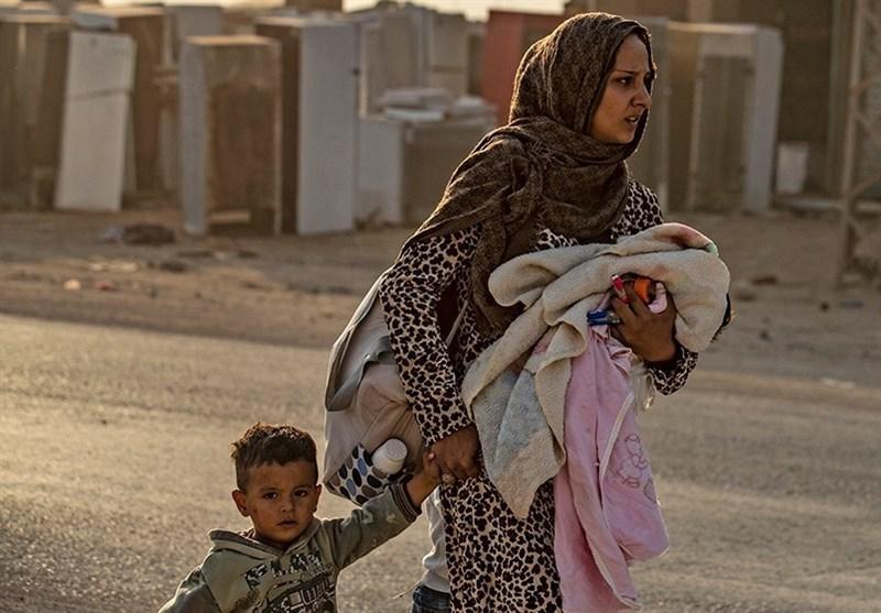 سازمان ملل: تجاوز ترکیه موجب آوارگی 400 هزار نفر در سوریه می گردد