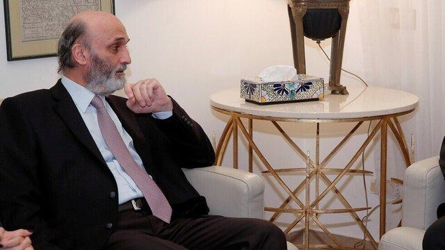 جعجع استعفای وزیران حزبش از دولت سعد حریری را گفت