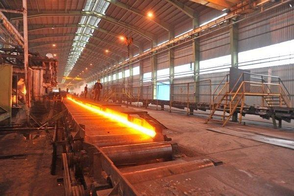 صادرات فولاد ایران به 9 میلیون تن رسید