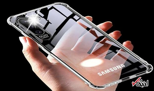 تصویری جدید از گوشی گلکسی A51افشا شد ، دوربین چهارگانه با طراحی مشابه حرف L