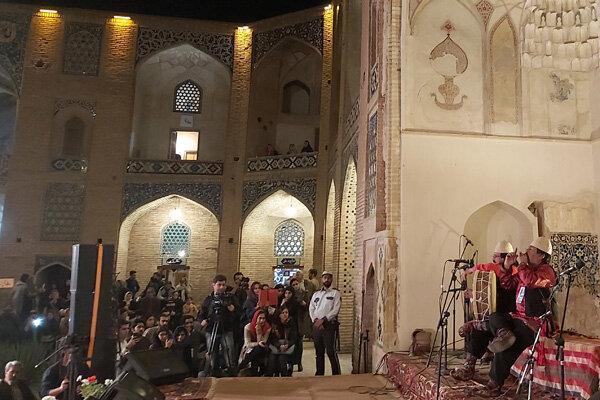 گنجعلی خان کرمان تجلی گاه وحدت اقوام شد، هدف؛ گردشگری موسیقی