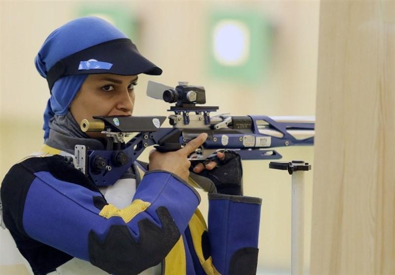 الهه احمدی : فقط برای مدال طلا تیر می زنم
