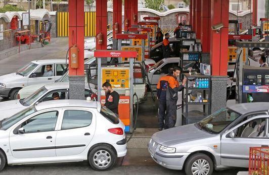 مصرف بنزین پس از سهمیه بندی به زیر 80 میلیون لیتر رسید
