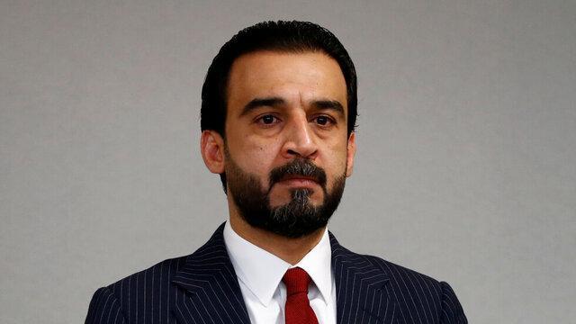تاکید رئیس مجلس عراق بر جلوگیری از هرگونه فعالیت مسلحانه در تظاهرات