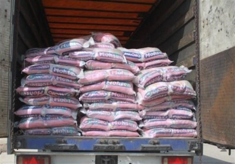 ترخیص 56 هزار تن برنج از گمرک