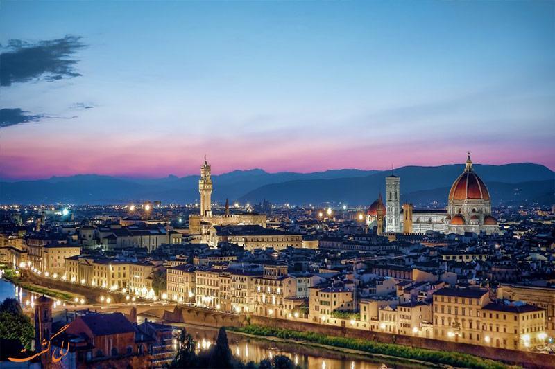 فلورانس ایتالیا، شهری برای هنرنمایی هنرمندان دیوار نگار