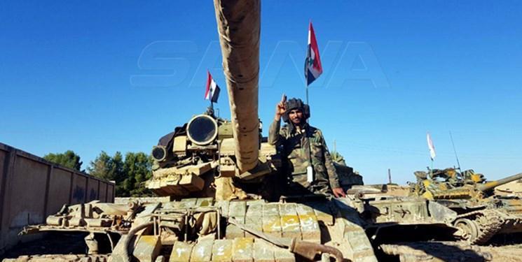 ارتش سوریه نقاط جدیدی را در استان ادلب آزاد کرد