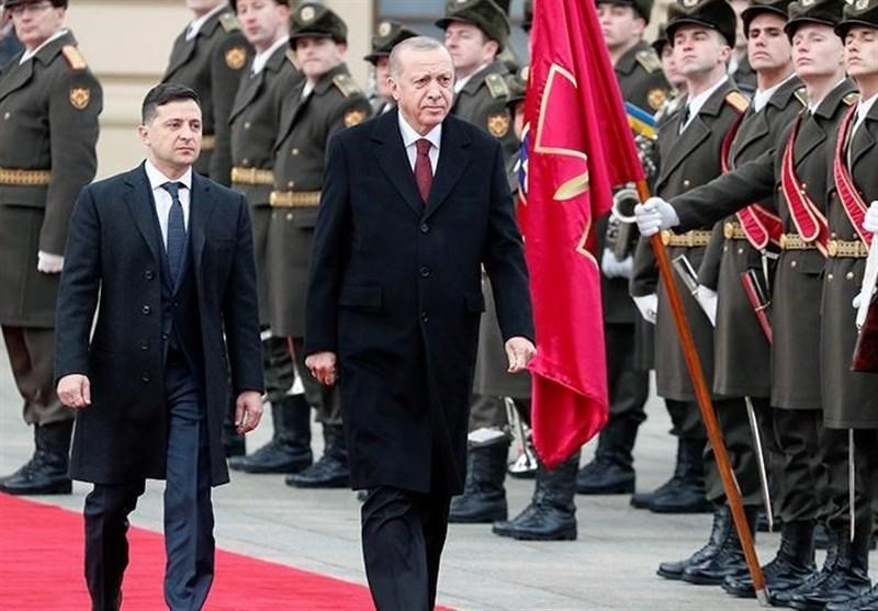 سفر اردوغان به اوکراین و تأثیر آن بر روابط با روسیه