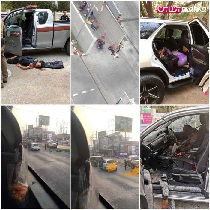 17 کشته بر اثر تیراندازی در تایلند (
