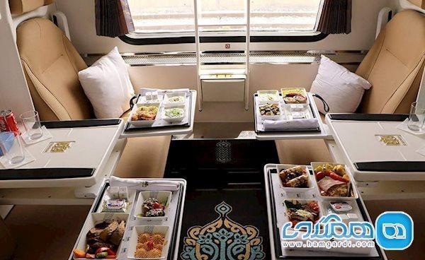 تور مشهد از اصفهان با قطار 5 ستاره فدک
