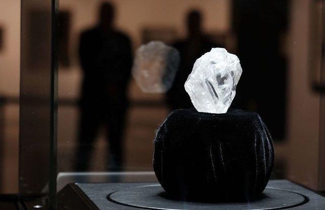 غول های الماس در جهان