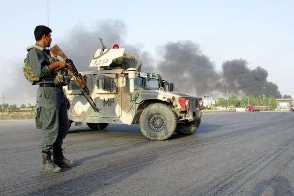 8 غیرنظامی در حمله هوائی ناتو در افغانستان کشته شدند