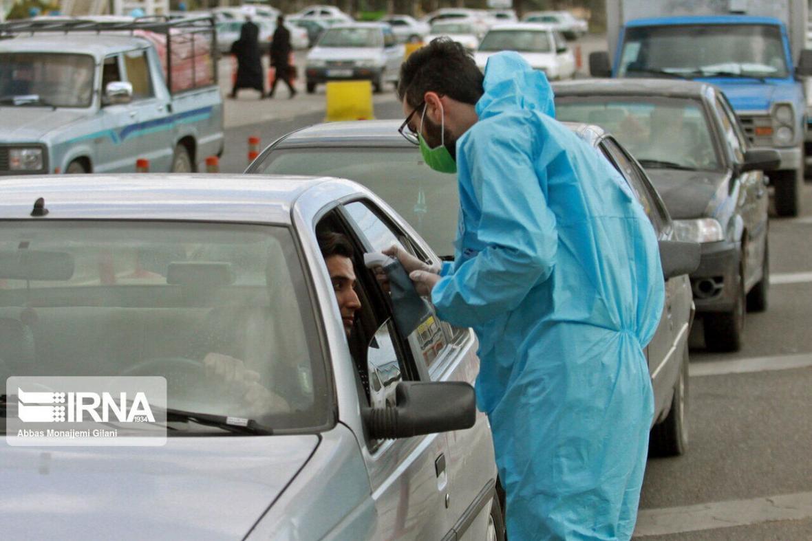 خبرنگاران جدال با کرونا در غرب اصفهان شدت یافت