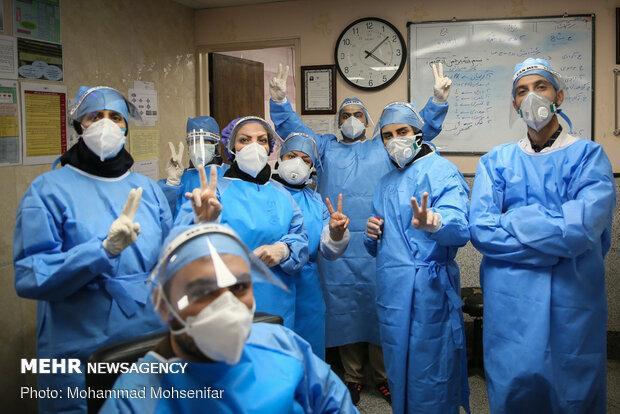 مداوای بیش از 57 هزار مبتلا به کرونا در سراسر دنیا