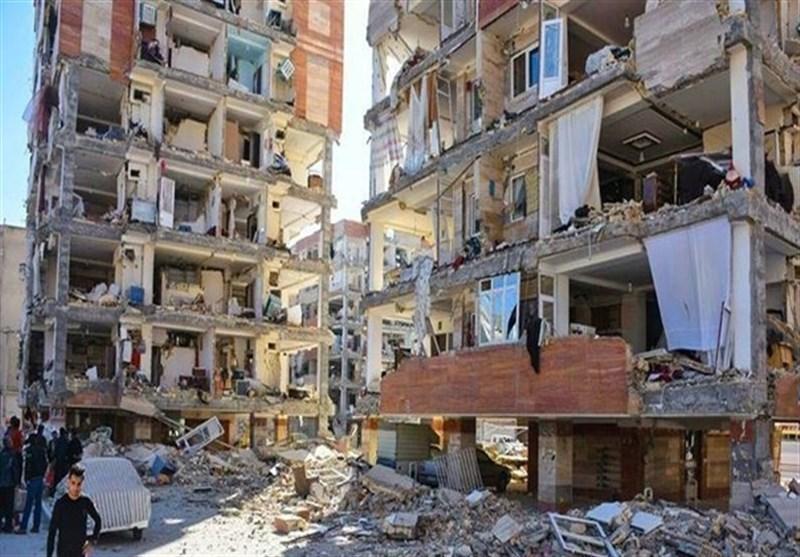 لرزه بر اندام آپارتمان هایی که با زد و بند ساخته می شوند!