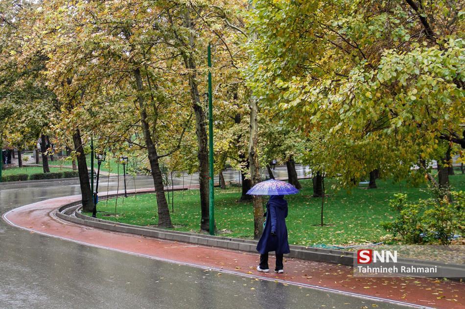 هواشناسی، هفته جاری در بیشتر مناطق کشور باران و برف می بارد