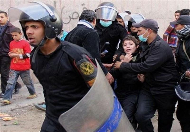 نقض گسترده حقوق بچه ها در زندان های مصر