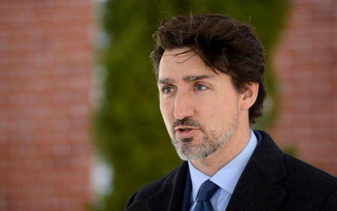 نخست وزیر کانادا به طرح های لغو قرنطینه کرونایی هشدارداد
