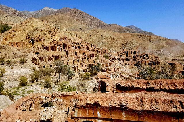 شروع مستندسازی بافت های تاریخی 4 روستای استان کرمان
