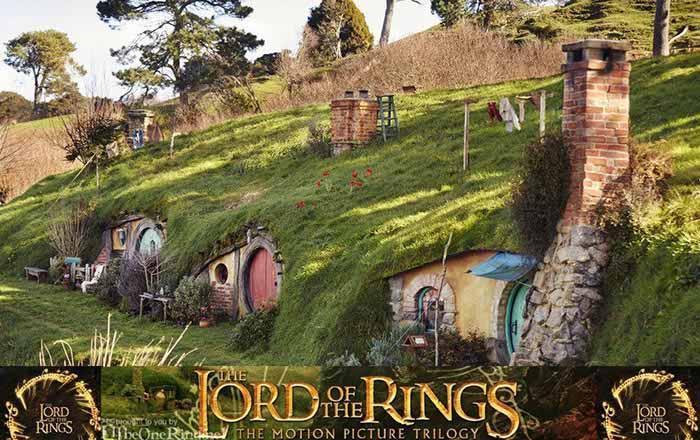 سفر به نیوزلند ؛ گشتی در لوکیشن فیلم ارباب حلقه ها