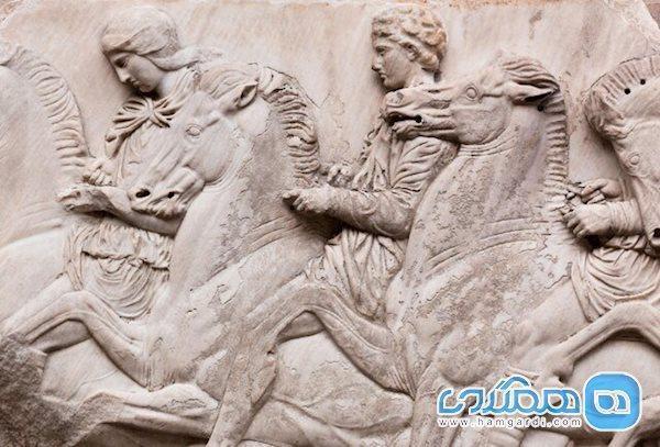 ادامه داشتن بحث بر سر مرمرهای تاریخی یونان