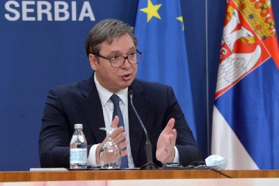 سرانجام شرایط اضطراری در صربستان