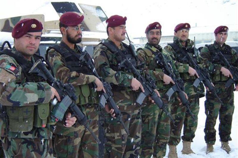 50 درصد نیروهای امنیتی افغانستان به ویروس کرونا مبتلا شده اند