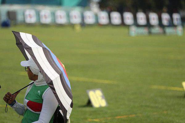 پیگیری تمرینات زهرا نعمتی در کیش با هزینه کمیته ملی پارالمپیک