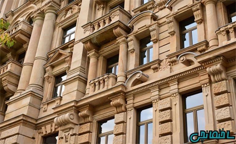 نمای رومی، نمایی کلاسیک برای ساختمان