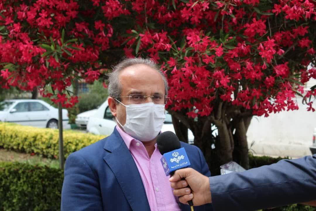 پذیرش روزانه 35 تا 50 بیمار مبتلا به کرونا در گیلان