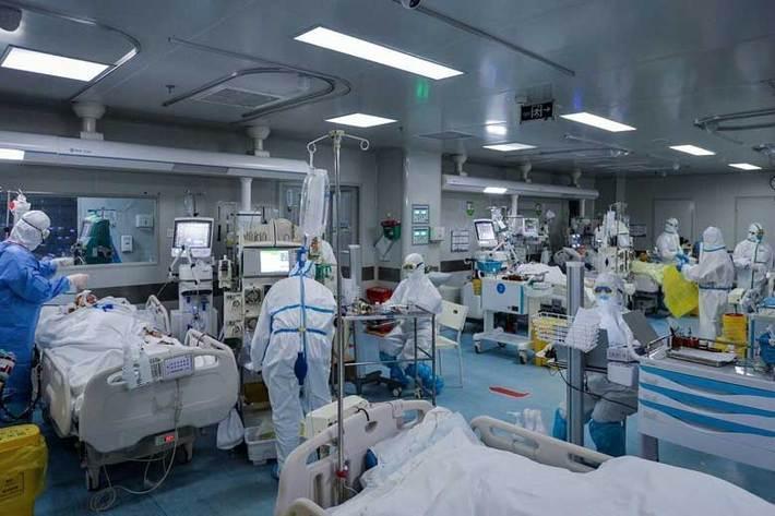 ویروس جدید کرونا سلول های قلب را آلوده می کند