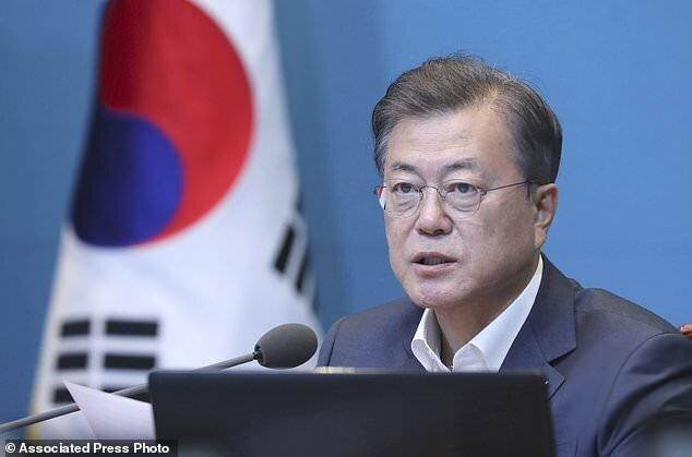 شش تن از معاونان رئیس جمهوری کره جنوبی استعفا کردند