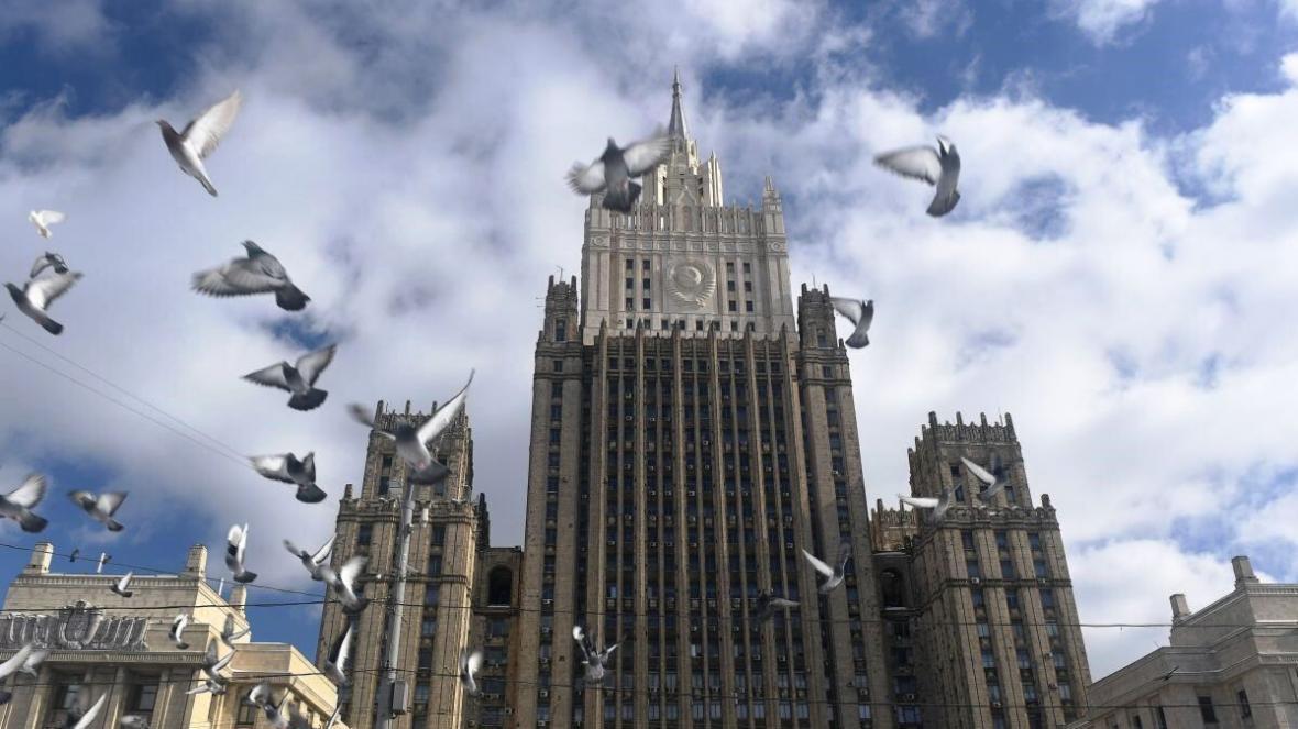روسیه به اخراج دیپلمات های خود از اسلواکی پاسخ می دهد