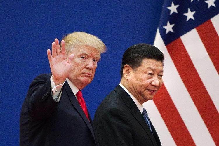 تشدید جنگ سرد میان چین و آمریکا