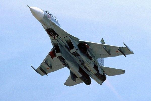 جنگنده روس هواپیمای جاسوسی آمریکا را رهگیری کرد