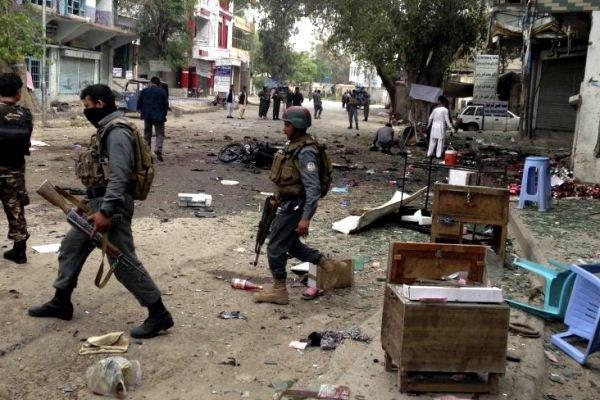 14 نظامی افغانستان در ولایت قندهار کشته و زخمی شدند