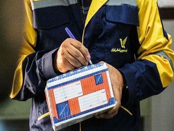 ارسال روزانه 5 تن مرسوله پستی به خارج از کشور