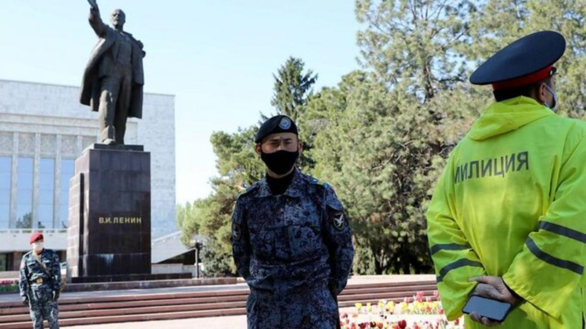 اعلام وضع فوق العاده در پایتخت قرقیزستان