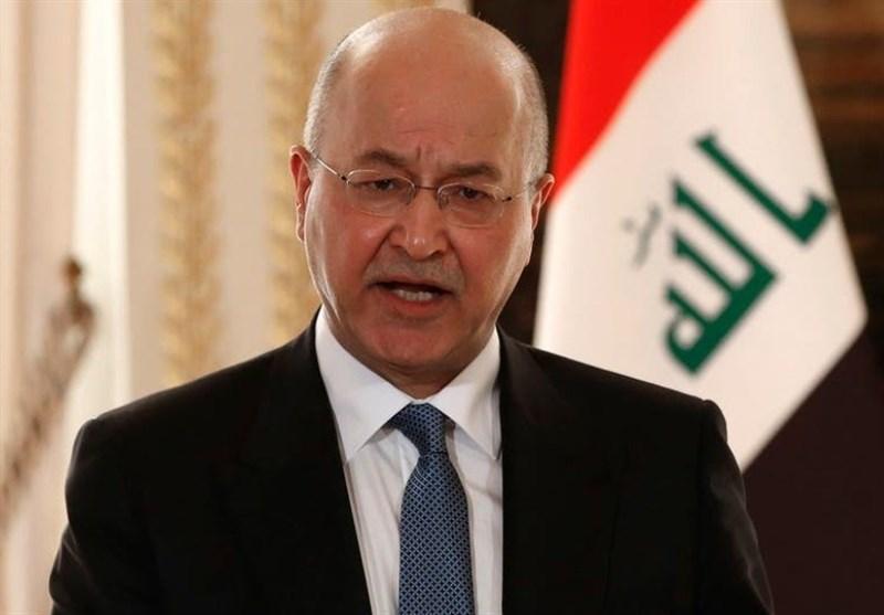 عراق، ملاقات سفیر روسیه با برهم صالح؛ تاکید بر ادامه نبرد با تروریسم