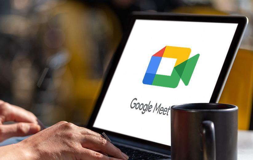 تغییر دلخواه پس زمینه در کنفرانس ویدیویی گوگل میت ممکن شد