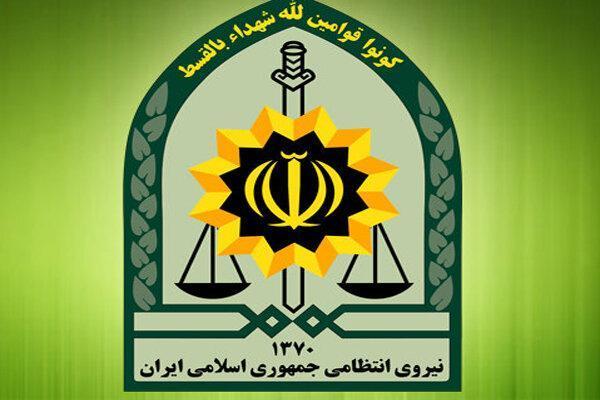دستگیری 5 سارق با 16 فقره سرقت در چهارمحال و بختیاری