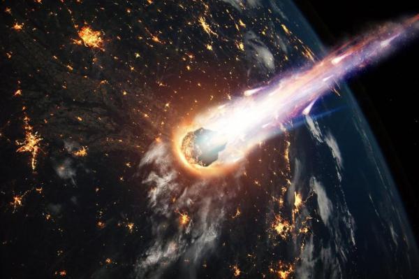 آیا شهاب سنگی عظیم 2 ماه دیگر زمین را نابود می کند؟