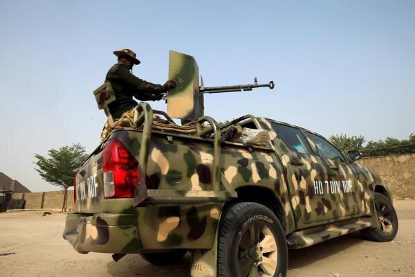 5 نظامی در نیجریه کشته و 35 غیرنظامی ربوده شدند