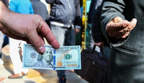 قیمت دلار امروز 30 آذر چقدر شد؟