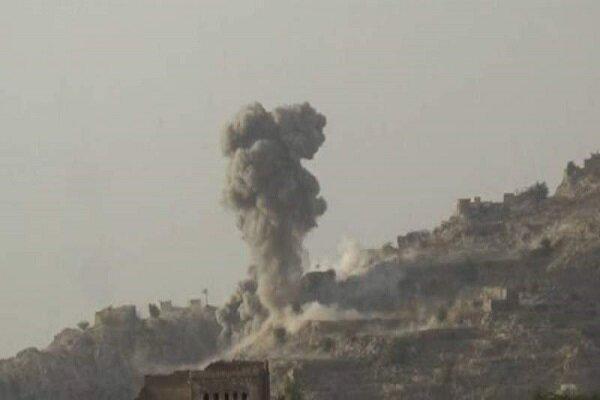 حملات توپخانه ای ارتش عربستان به مناطق مسکونی در صعده یمن