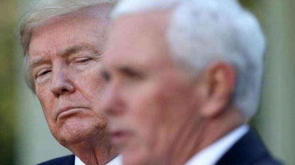 خبرنگاران انتخابات آمریکا در مرحله پایانی؛ چشم امید ترامپ به پنس