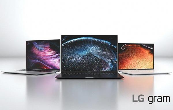 مدل های 2021 از سری لپ تاپ های ال جی گرم معرفی گردید