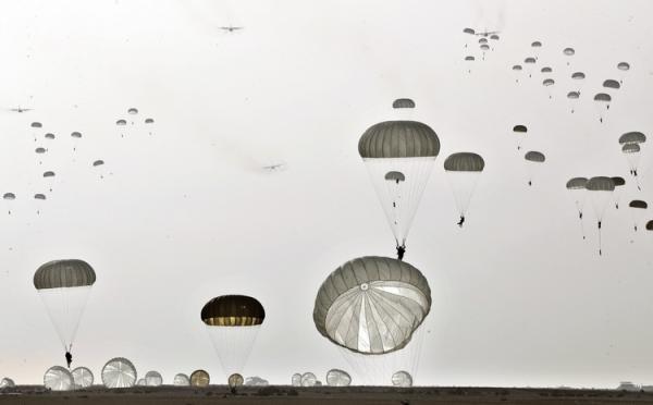 (تصاویر) رزمایش اقتدار 99 نیروی زمینی ارتش