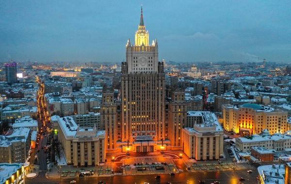 اعتراض رسمی مسکو به انتشار اخبار ضد روسی در شبکه های اجتماعی آمریکا